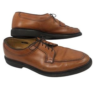 Allen Edmonds Norse Tan Derby's Shoes 11.5 Men's